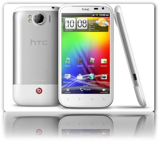 HTC Sensation XL - (Handy, Kamera, LG)