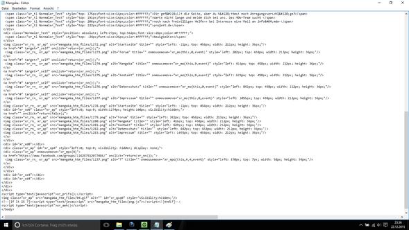 Screenshot 2  - (programmieren, html, CSS)