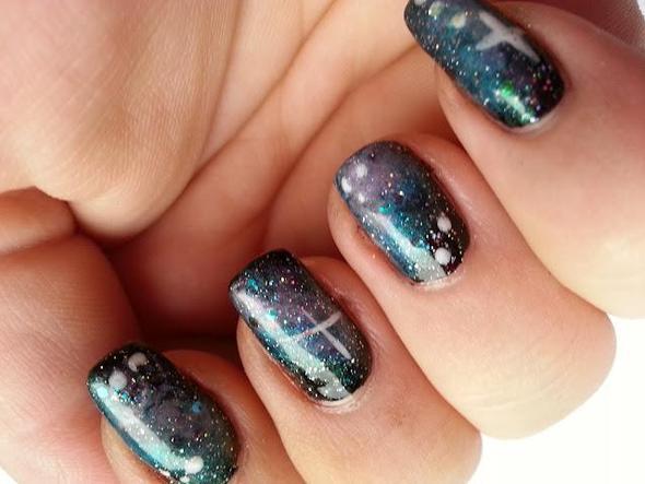 galaxy - (Beauty, Nägel, Nagellack)