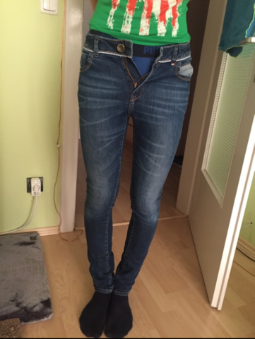 Jeans - (Beauty, Mode, Gewicht)