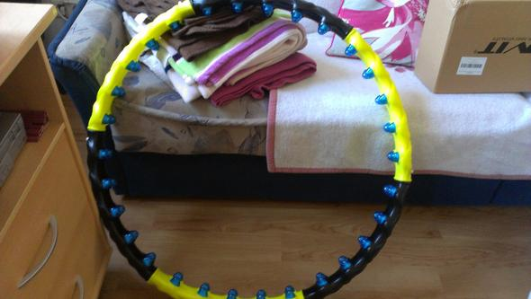 hula hoop - (abnehmen, Hula-Hoop-Reifen)