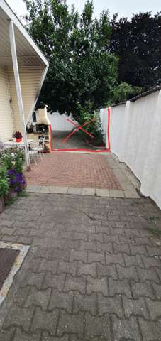 Hund richtig anbinden vor der Tür/Garten?