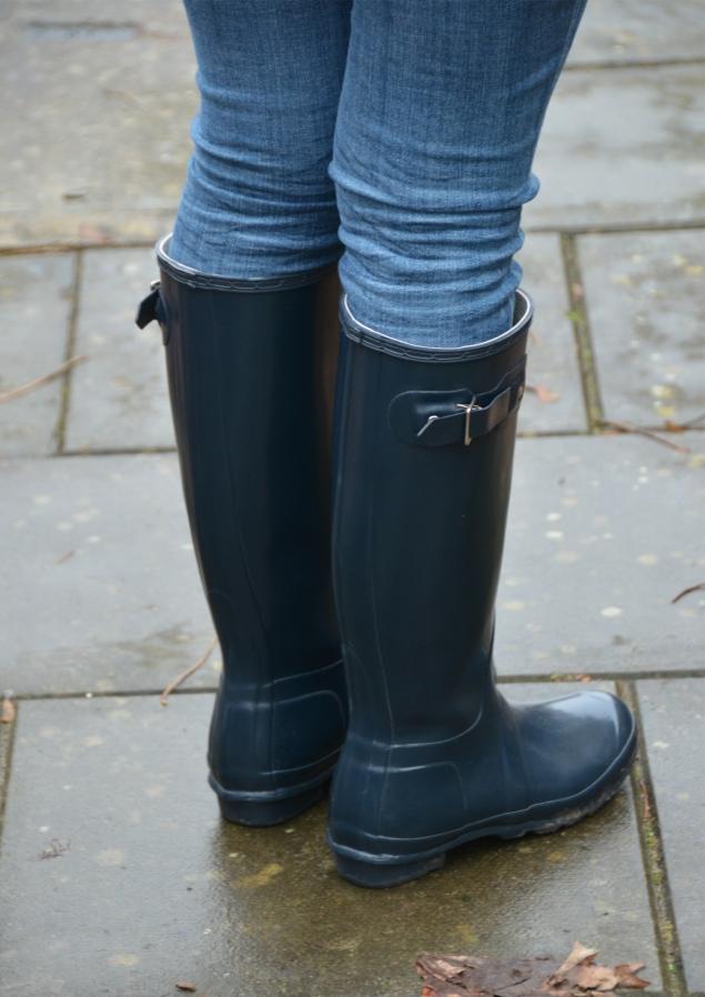 Hunter Boots Outfit Junge Mann Mode M 228 Nner Regen