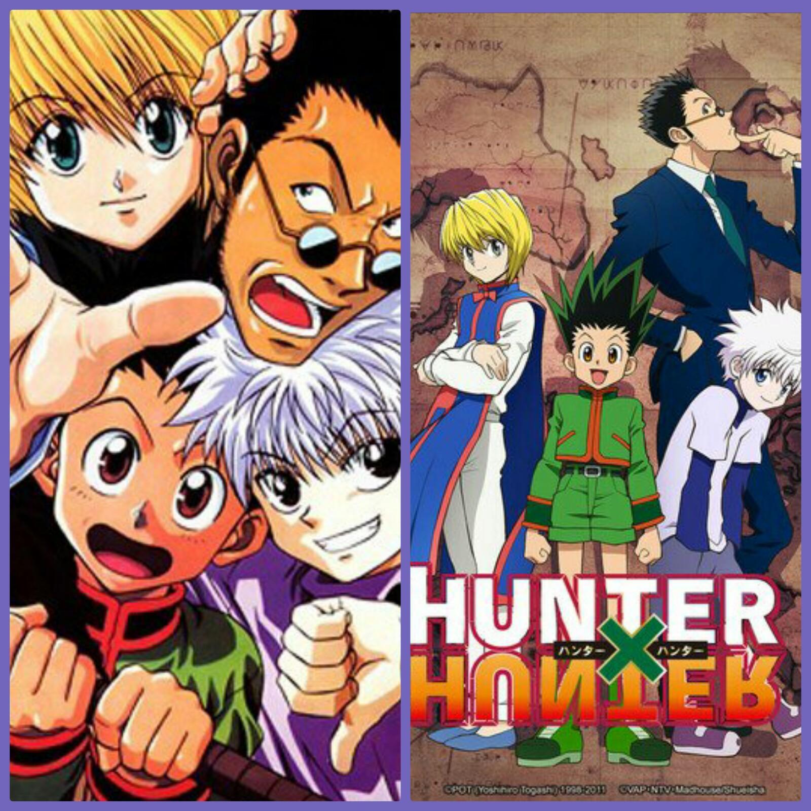 Hunter X Hunter Pro7 Maxx