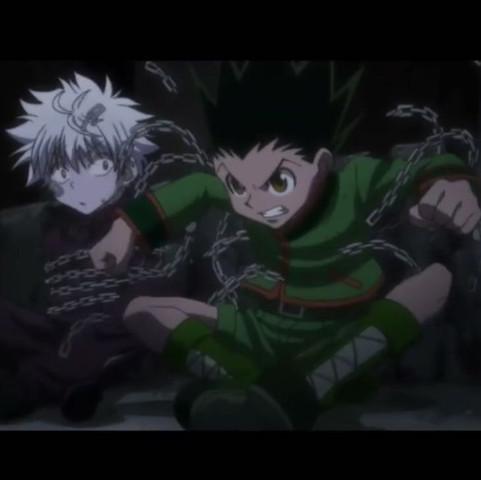 Welche folge - (Anime, Filme und Serien, Hunter X Hunter)