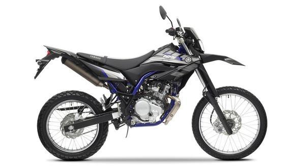 Husqvarna TE 125 oder Yamaha WR 125 R?