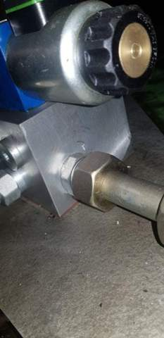 Hydraulikaggregat Magnetventil Umbau?