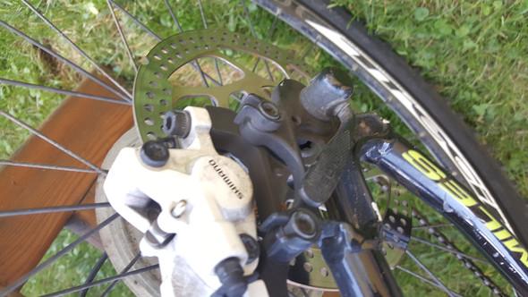- (Bremse, Hydraulik, Fahrradbremse)
