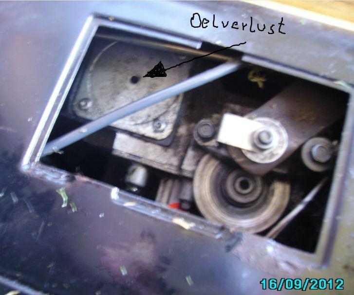 John Deere Sabre >> Hydrostatgetriebe Ölverlust (Rasenmäher, aufsitzmäher)