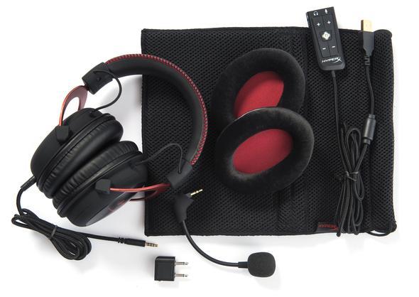 Headset + Zubehör - (Computer, PC, Internet)