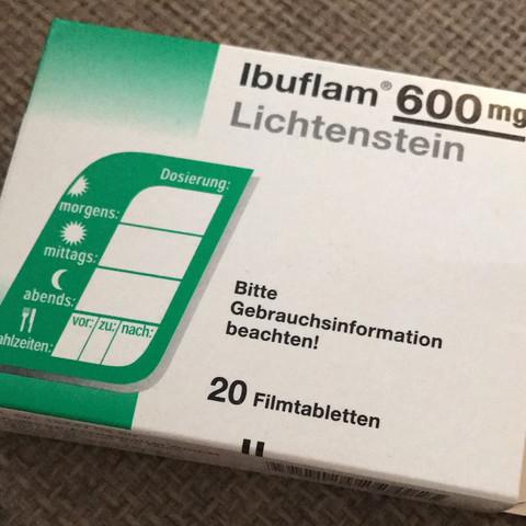 600mg ibuflam Ibuflam 600