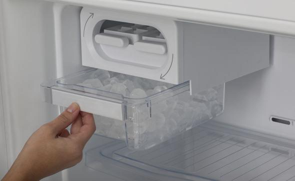 Bosch Kühlschrank Vereist Hinten : Ice twister eiswürfelfach technik haus kühlschrank