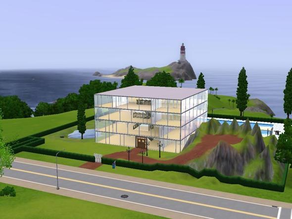 Ich bekomme einfach keine guten Häuser bei Sims 3 hin :(