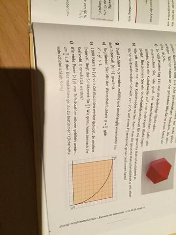 Das ist die Aufgabe mit der Grafik - (Schule, Mathe, Aufgabe)