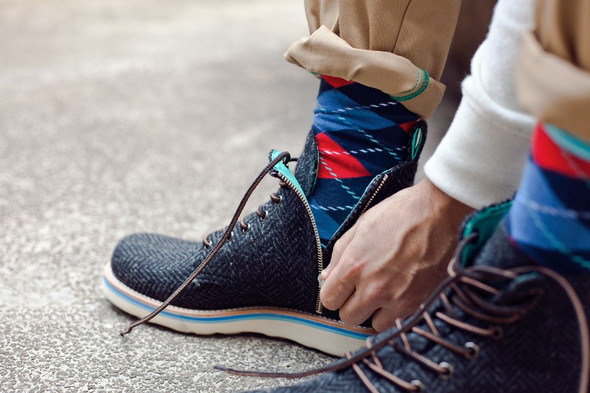 Marke der Schuhe - (Schuhe, Herrenschuhe)