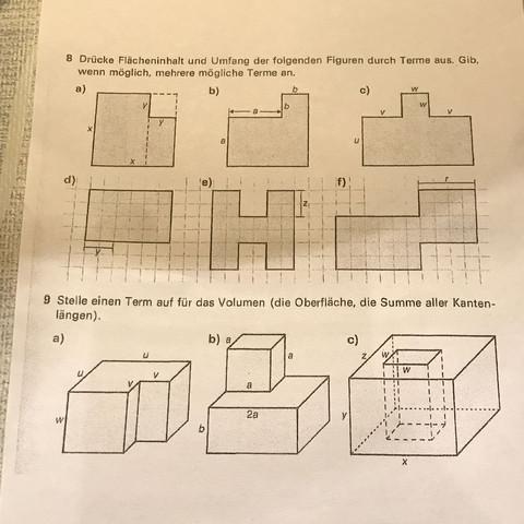 Mathe klasse 7 Arbeitsblatt.  - (Mathe, klasse7)