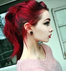 Rote haare ohne blondieren