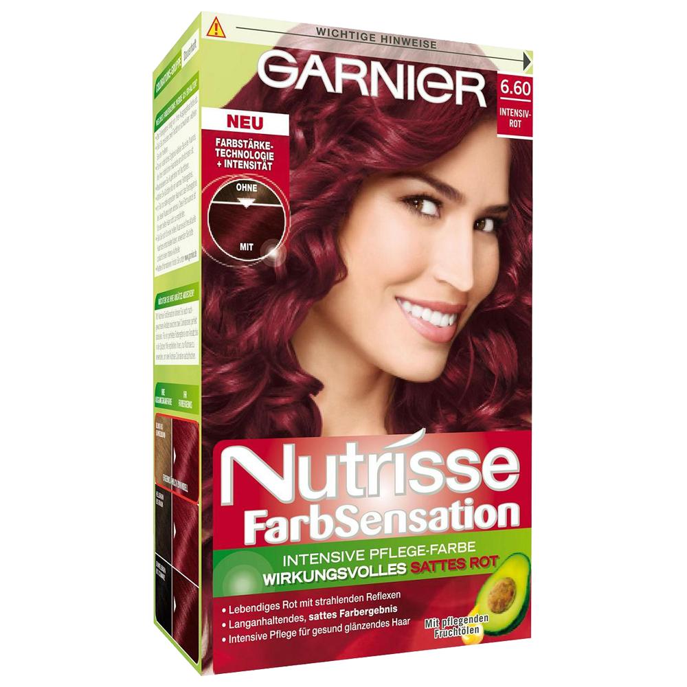 Rote haarfarbe tonung