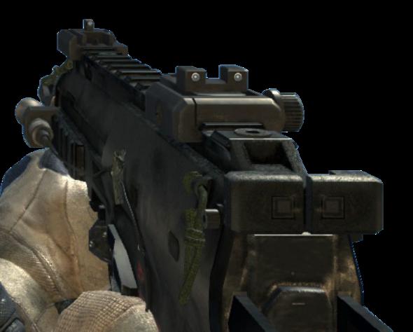 Die MP7 - (Freizeit, Waffen, Softair)