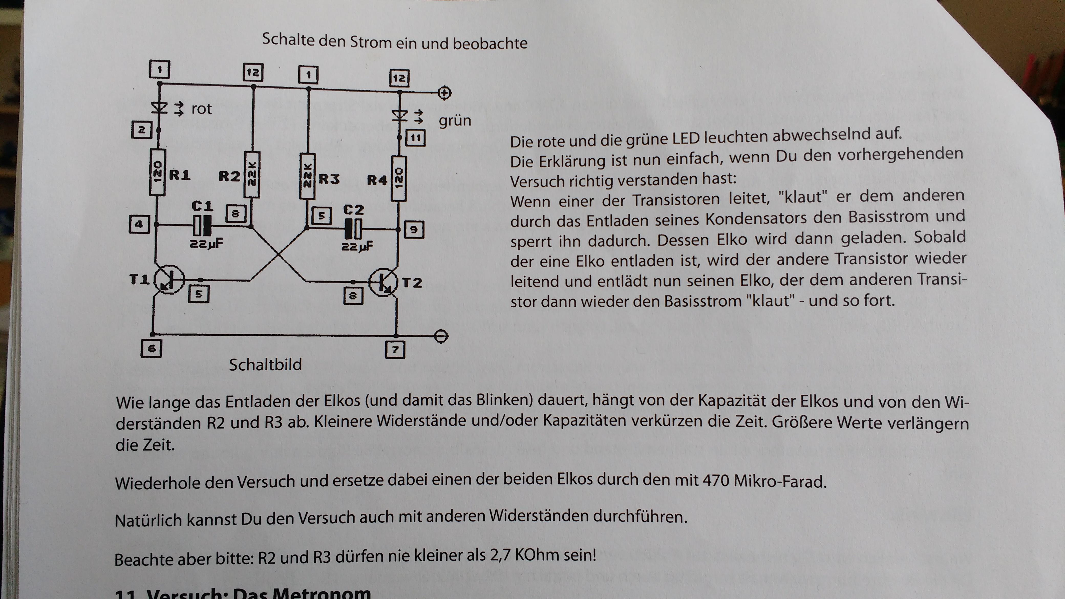 Beste Phasenwandler Schaltplan Ideen - Der Schaltplan ...