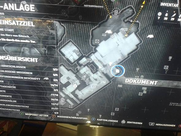 Map Sowjet-Anlage - (Tomb Raider, Sowjet-Anlage)