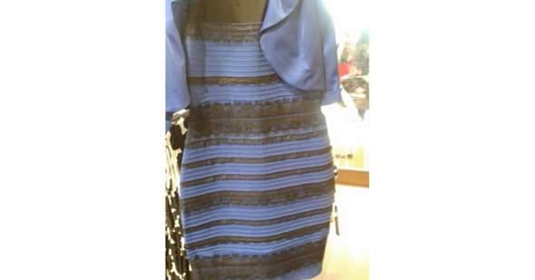 Ich brauche einen Beweis das dieses Kleid von 2 Gehirne ...