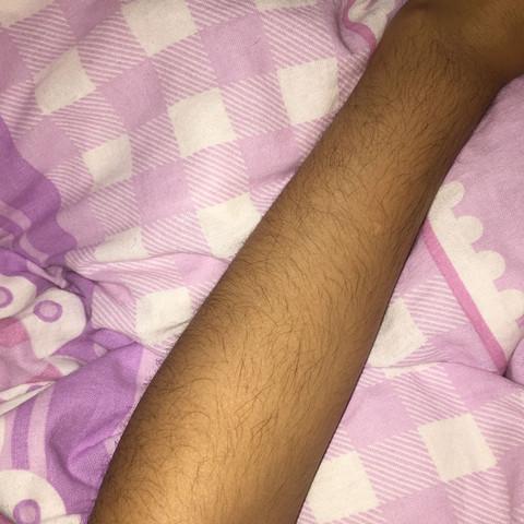 Ich darf meine Armhaare nicht rasieren?