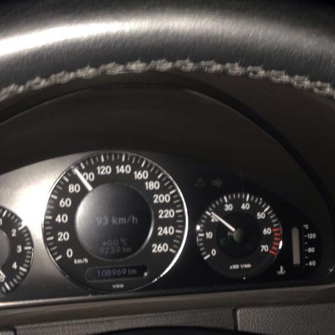 Laut anzeige bleibt die themperatur bei 40 grad. Was kann dem motor passieren ? - (Auto, Motor, Mercedes Benz)