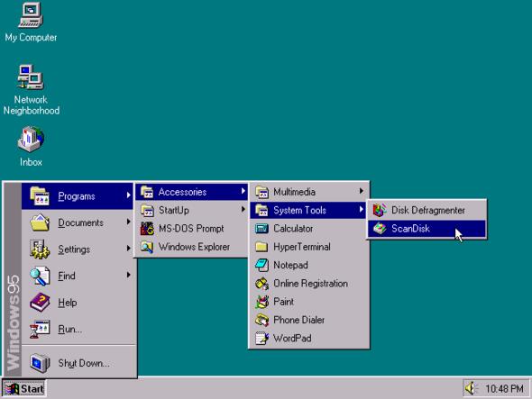 Screenshot mein Desktop nach Neuaufsetzen Win - (Computer, PC, Internet)