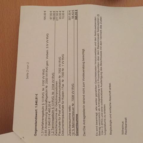 ich habe einen brief vom amtsgericht bekommen soll ich. Black Bedroom Furniture Sets. Home Design Ideas