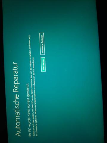 Ich hab ein Problem mit meinen Laptop?