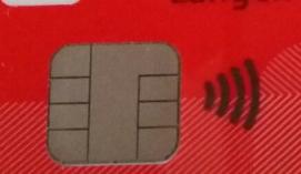 neue ec karte Ich hab eine neue Sparkassenkarte bekommen, warum ist da so ein