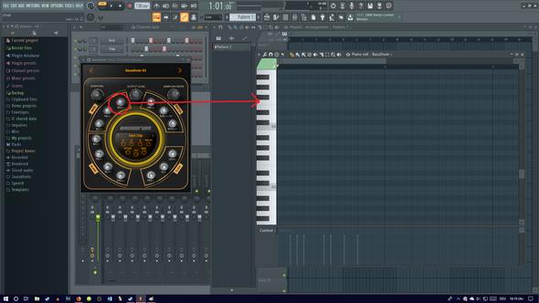 - (Computer, Musik, FL Studio)