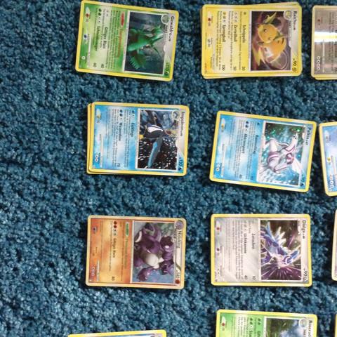 Nummer 4 - (Pokemon, Karten, Wert)