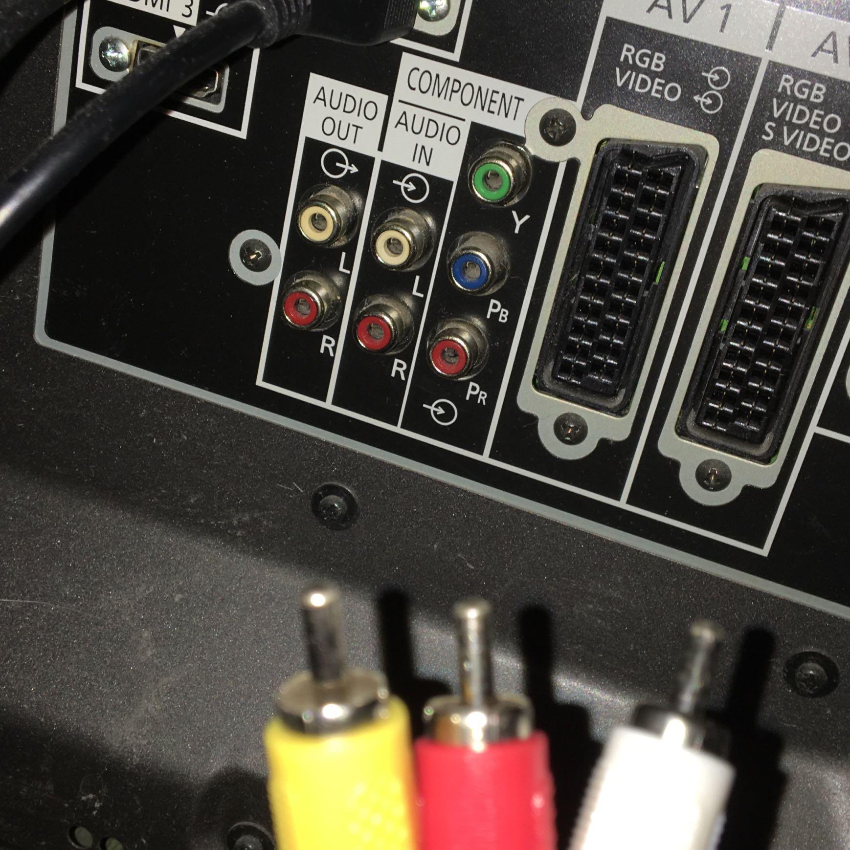 Fernseher Kabel