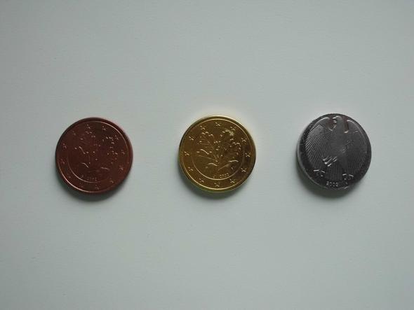 Ich Habe 2 1 Cent Münzen Die Anders Aussehen Hat Jemand Ahnung Ob