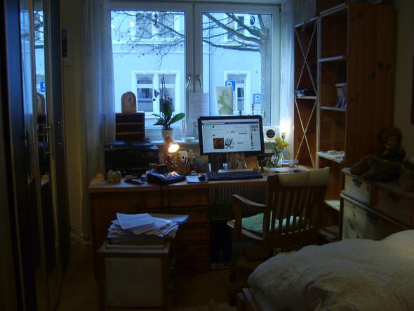 Vorderes Zimmer - (Mietrecht, Untermiete)
