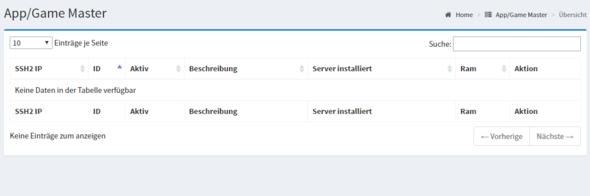 hier das geht nicht - (Root Server, easywi)