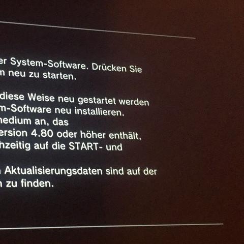 Und das der andere Teil  - (PS3, Festplatte)