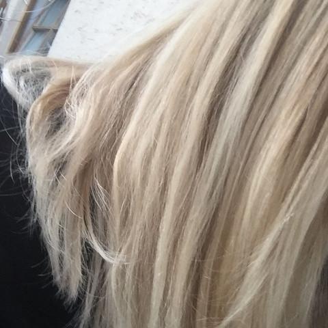 Jetzt  - (Haare, färben, tönen)