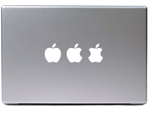 Ich Habe Das Apple Logo Auf Dem Beigefugten Bild Auf Einem Iphone