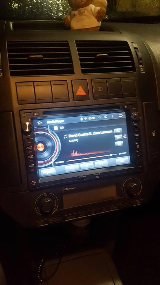 ich habe ein neues pumpkin android radio in mein auto. Black Bedroom Furniture Sets. Home Design Ideas