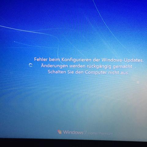 Immer wenn ich meinen *Samsung Laptop* starte... - (Windows 7, Fehler)