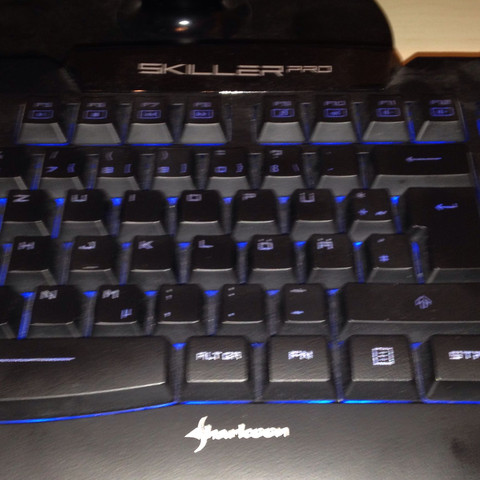 Meine Tastatur - (Computer, PC, Technik)