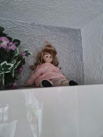 Ich habe eine besessene Puppe gefunden?