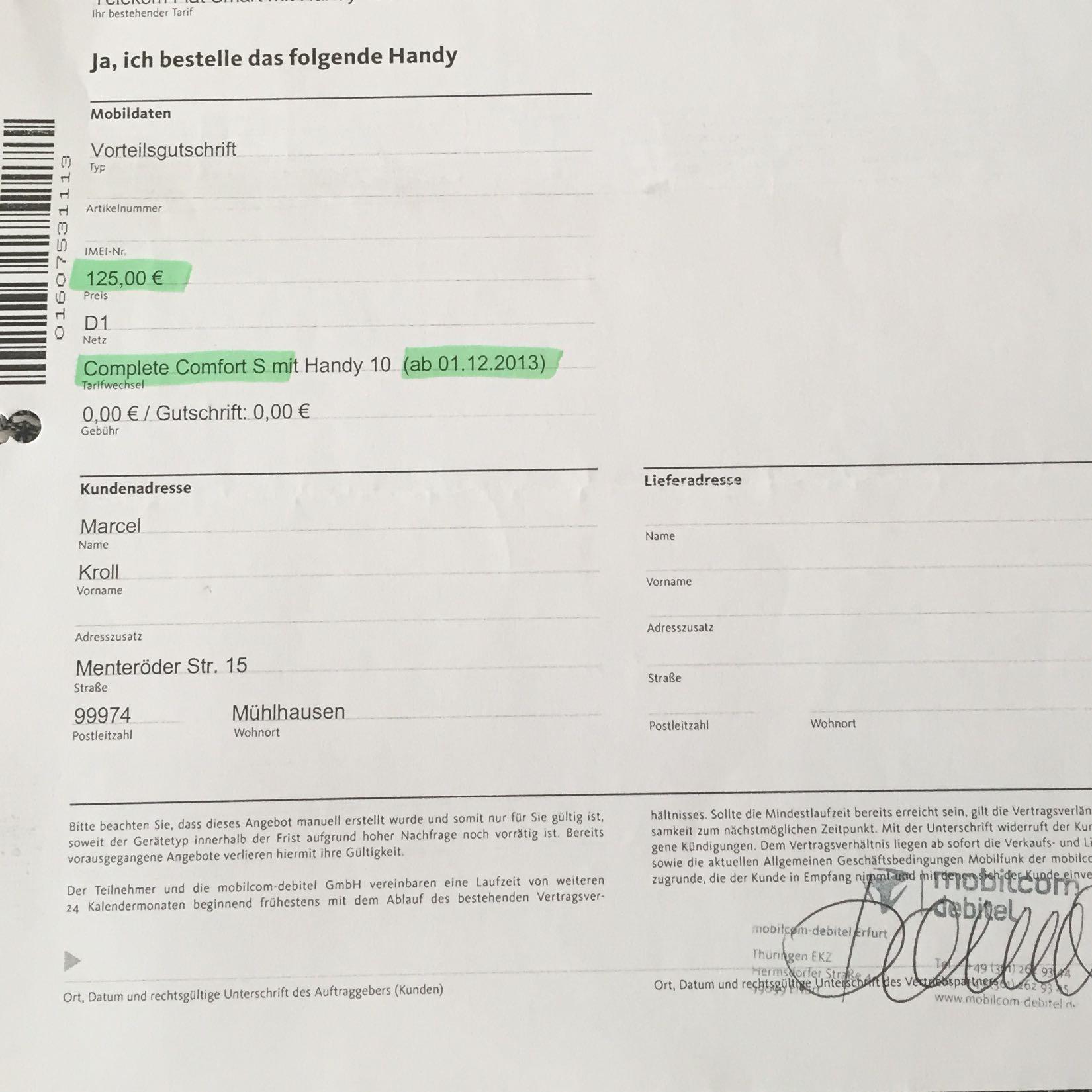 Debitel Rechnung Online : ich habe eine frage an euch und zwar habe ich eine mobilcom debitel rechnungen betrug ~ Themetempest.com Abrechnung