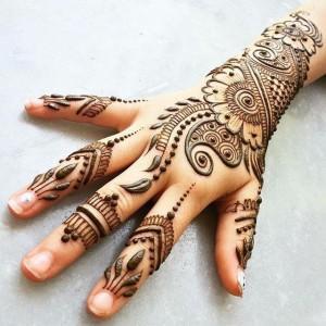 Ist das so nur wenn die frisch sind? - (Tattoo, henna tattoo)