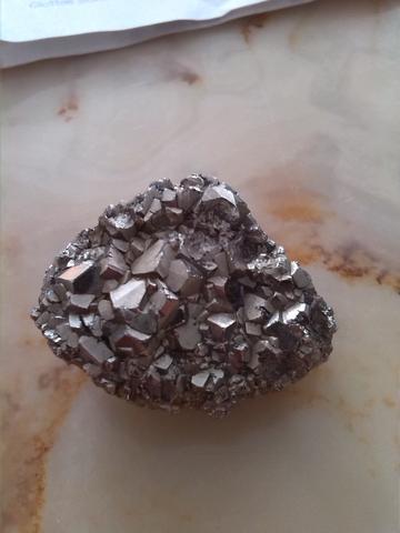 Hier ist der Stein - (finden, Metall, Steine)