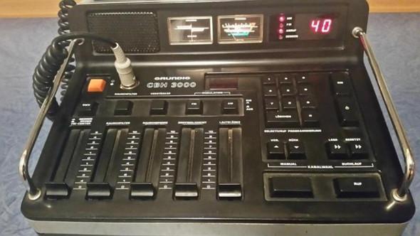 CB Funk Grundig CBH 3000 - (Freizeit, Funk, Frequenz)