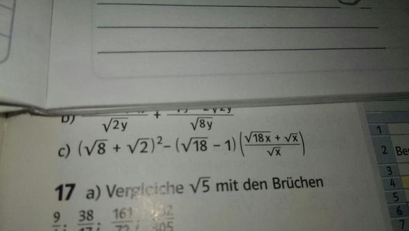 Die Aufgabe die ich nicht blicke - (Mathe, Mathematik)